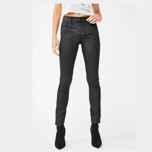 Blank NYC coated jeans